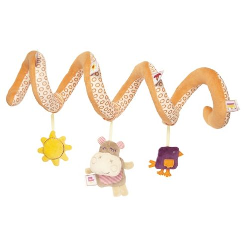 Hoppo Hippo Twisty Baby Activity Spiral