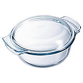 Pyrex 2.5L Casserole Dish with Lid