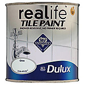 Dulux Tile Paint Jade White 600ml