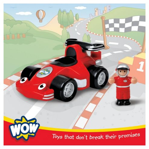 WOW Toys Robbie Racer Toy Vehicle