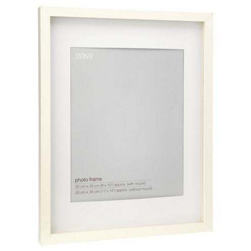 Tesco Cream Frame 11