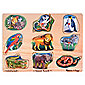 Melissa & Doug Zoo Sound Wooden Puzzle