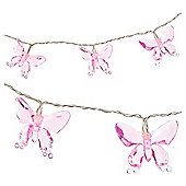 Tesco Lighting Kids Butterfly Line Lights