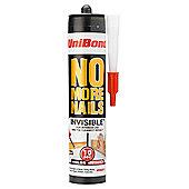 Unibond No More Nails Invisible Cartridge 300ml