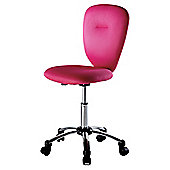 Dylan Office Chair, Pink
