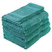 Tesco Towel Bale Sea Green