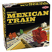 Original Mexican Train Domino Game