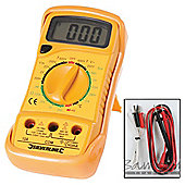 Silverline Pro Digital Multimeter