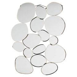 Pebble Mirrors 92x67cm