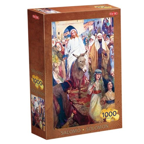 The Triumphal Entry Jigsaw Puzzle