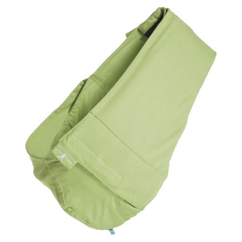 Wallaboo Baby Sling Cotton, Lily Green