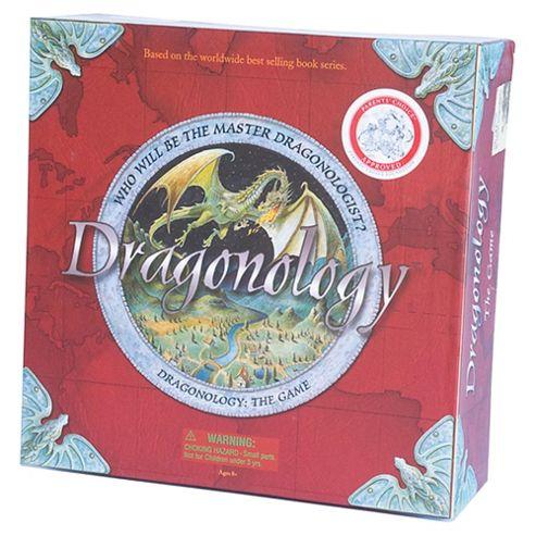 Paul Lamond Dragonology
