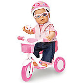 Baby Born Tricycle