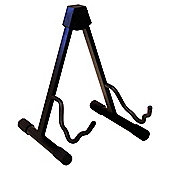 Universal A Frame Guitar Stand for Acoustic, Electric and Bass guitars