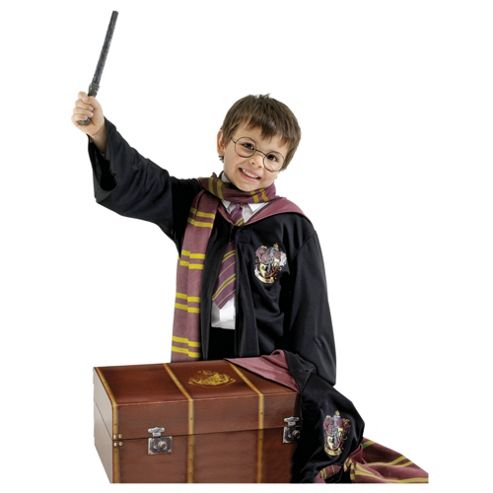 Harry Potter Trunk & Fancy Dress Costume 5+