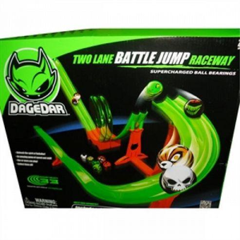 Dagedar 2 Lane Battle Jump Raceway