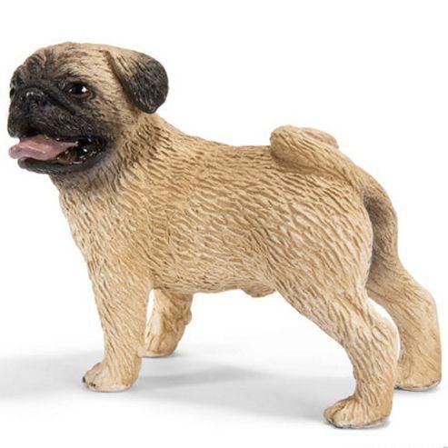 Schleich Pug Male