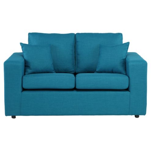 Maison Fabric Small 2 seater  Sofa, Teal
