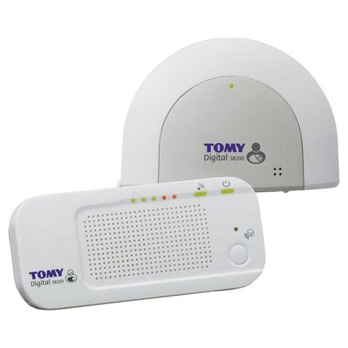 Tomy SR200 Digital Baby Monitor