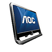 "AOC F22S+ 21.5"" LCD Monitor Black"