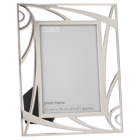 Tesco Metal Design Frame 4x6