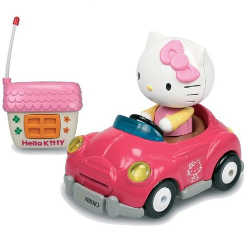 Nikko Hello Kitty Radio Controlled Car