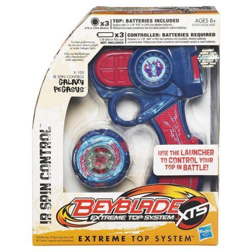 Beyblade Ir Spin Galaxy Pegasus