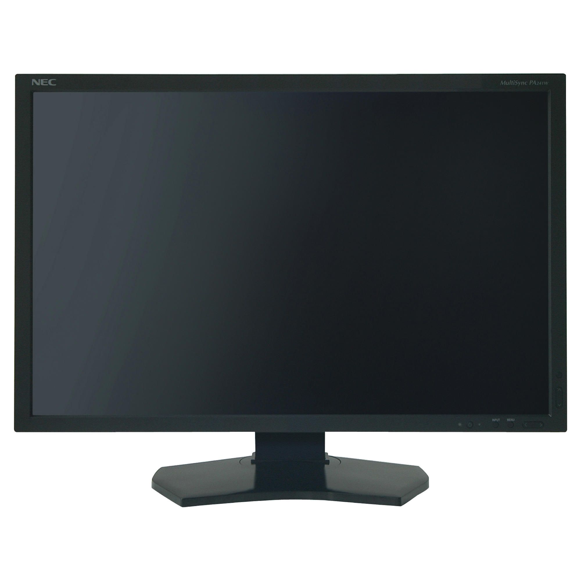 NEC PA241WB 24'' LCD Monitor Black at Tesco Direct