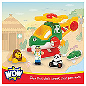WOW Toys Harry Copter's Animal Rescue Toy Vehicle
