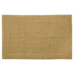 Finest Towelling Mat Camel Gold