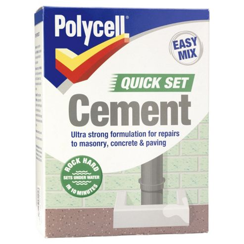Quick Set Cement Polyfilla 2kg