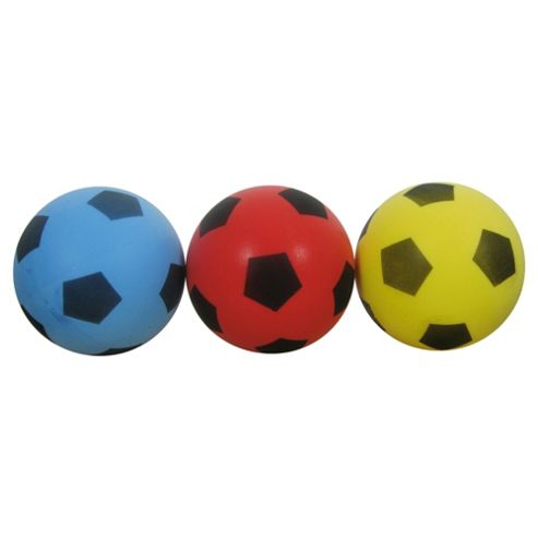 Tesco 20Cm Foam Football