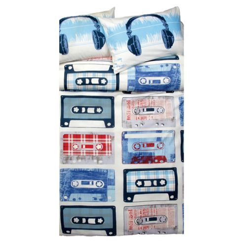 Tesco Music Single Duvet