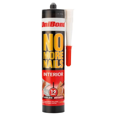 UniBond No More Nails interior
