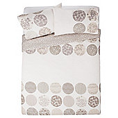Botanical Circles Duvet Double