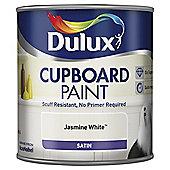 Dulux Cupboard Paint, Jasmine White, 600ml