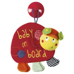 Mamas & Papas Babyplay Baby On Board Lotty