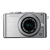 Olympus E-PL3 Silver with 14-42mm lens kit