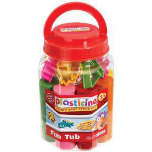 Plasticine Fun Tub