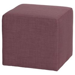Stanza Fabric Cube Heather