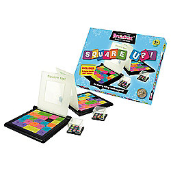 BrainBox Square Up Board Game