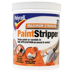 Polycell max strength paint stripper 1l