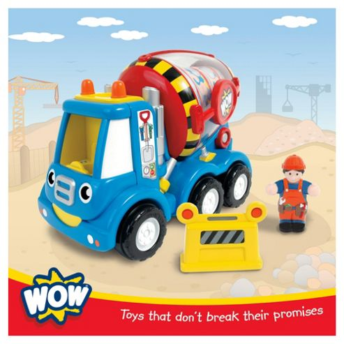 WOW Toys Mix 'n' Fix Mike Toy Vehicles