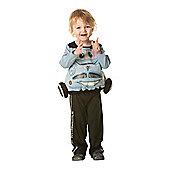 Finn Mcmissile Padded Character Costume Med