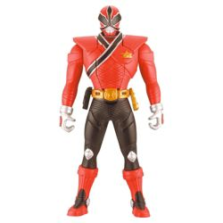Power Rangers 16cm Figure Red