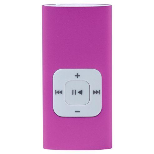 Technika 4GB MP3 player, Pink