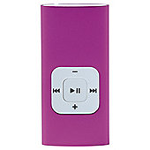 Technika 4GB MP3 player, Pink