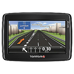 """TomTom Go Live 820 Sat Nav 4.3"""" LCD Touch Screen with UK/Ireland Maps"""