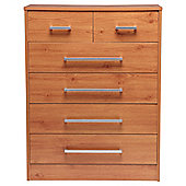 Saplings Larrisa Chest of Drawers, Antique