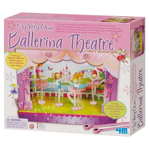 Great Gizmos My Very Own Ballerina Theatre